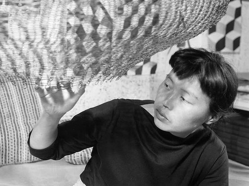 Ruth Asawa: Citizen of the Universe