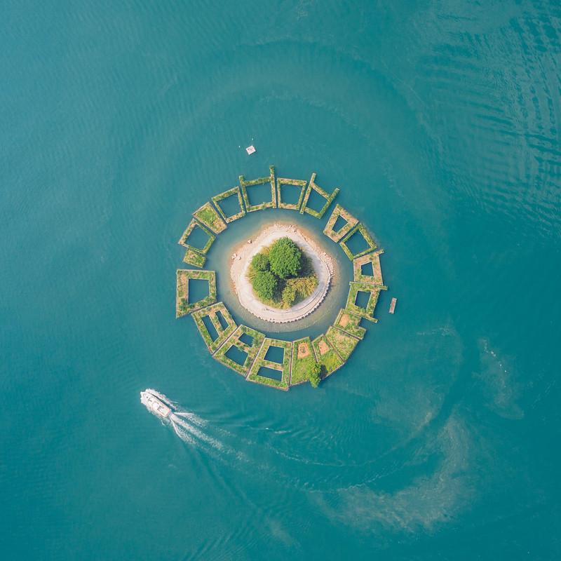 拉魯島 光華島