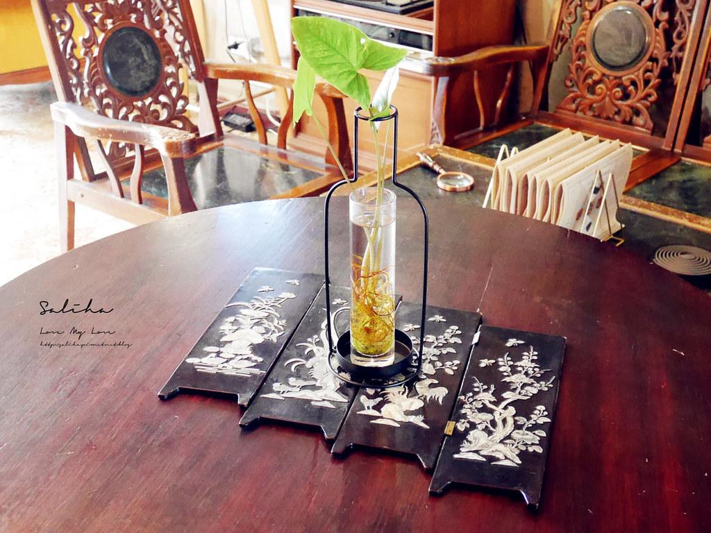 台北大同區咖啡廳下午茶推薦玩味沙龍復古浪漫好拍歐洲風老屋改建 (4)