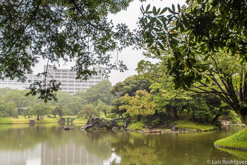 Jardines Koishikawa Korakuen en Tokio