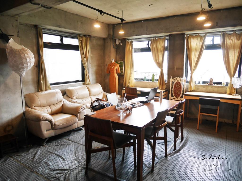 台北浪漫歐風下午茶咖啡廳推薦玩味沙龍大同區大稻埕不限時餐廳隱藏版 (2)
