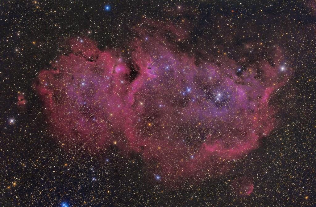 Soul Nebula (IC1848)