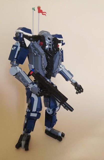 Mech Battlefield Commander