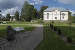 Gostiņu kultūrvēsturiskais parks pie evaņģēliski luteriskās baznīcas, 18.07.2020.