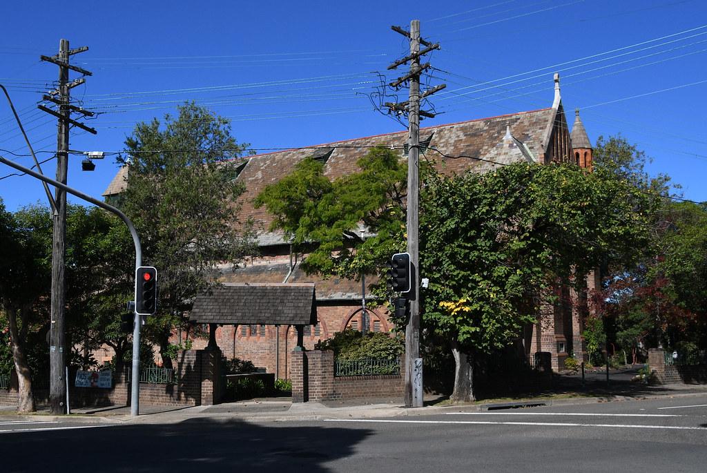St Anne's Anglican Church, Strathfield, Sydney, NSW.