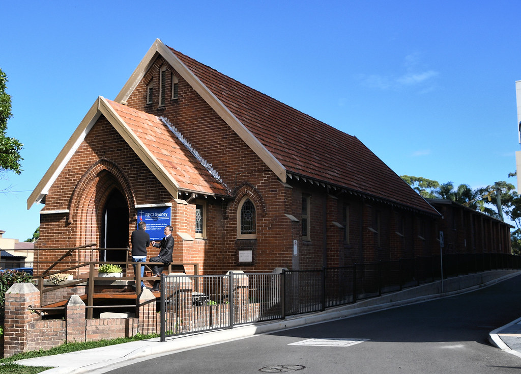 Reformed Evangelical Church of Indonesia, Gladesville, Sydney, NSW.