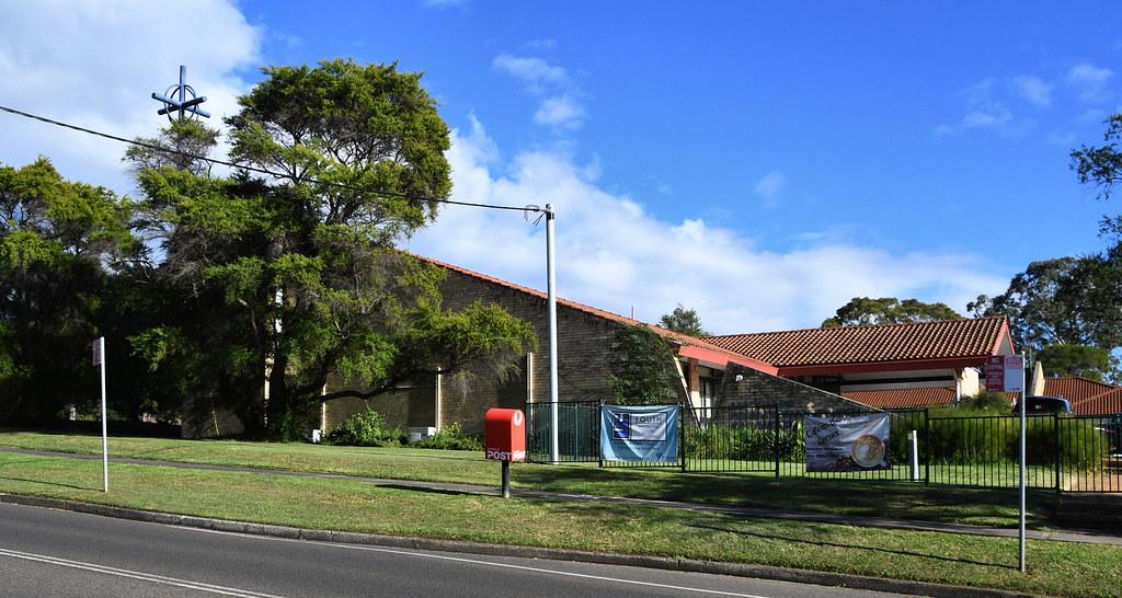 Macqurie Chapel Presbyterian Church, North Ryde, Sydney, NSW.