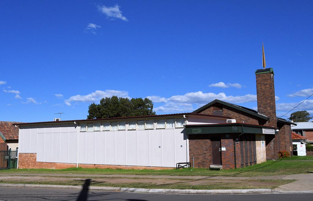 Burmese Christian Church, South Granville, Sydney, NSW.