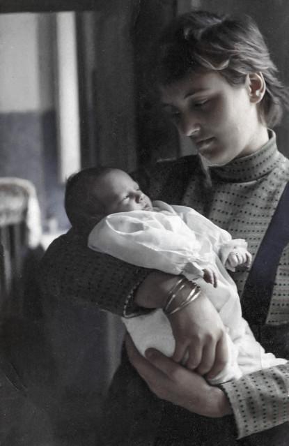 Settembre 1972: nasce il mio primo figlio