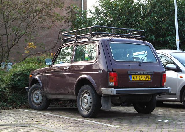 2007 Lada 4x4 1.7i