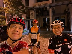 NIght ride 18 Nov