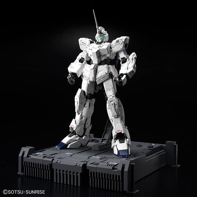 MGEX 1/100「獨角獸鋼彈 Ver.TWC」12月【GUNDAM BASE】限定登場!