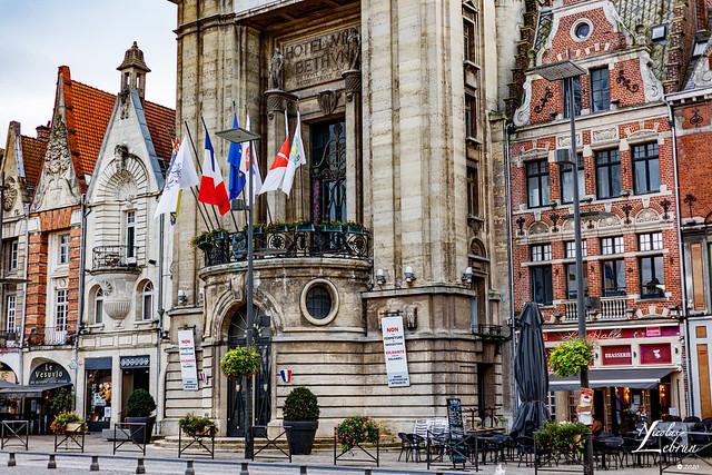 Hotel de ville de Béthune