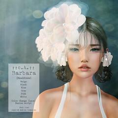 ::c.A.:: Barbara [Headdress]