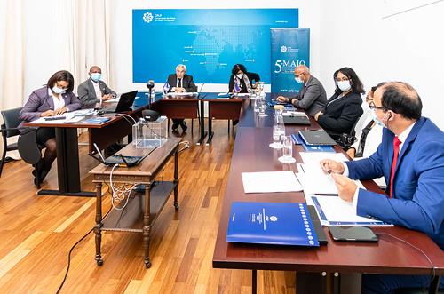 20.11. XI Reunião dos Ministros da Educação da CPLP