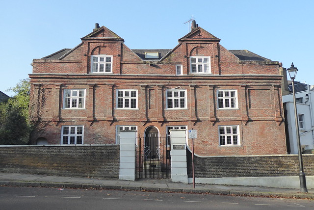 The Presbytery, Crooms Hill, Greenwich, London