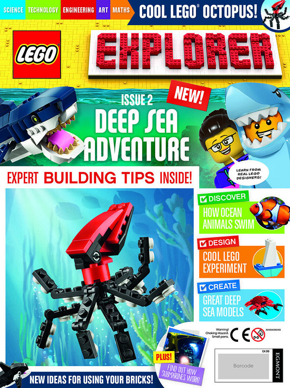 LEGO Explorer Issue 2