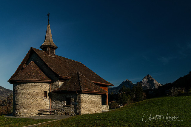Marienkapelle, Morschach, Switzerland