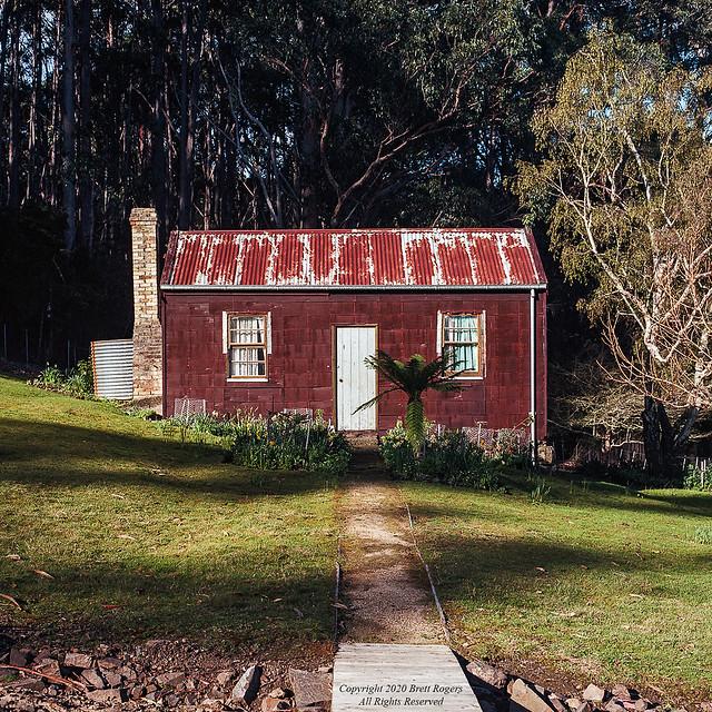 Pat Jones' Cottage