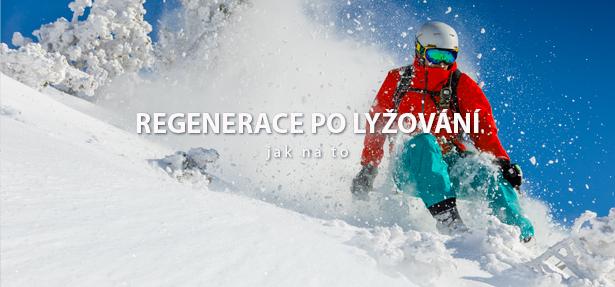 Regenerace po lyžování