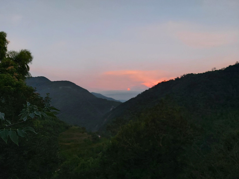 Mt. Baigu - 100 Peaks hike in Taiwan: a challenging hike to enjoy the rugged terrains and beautiful views