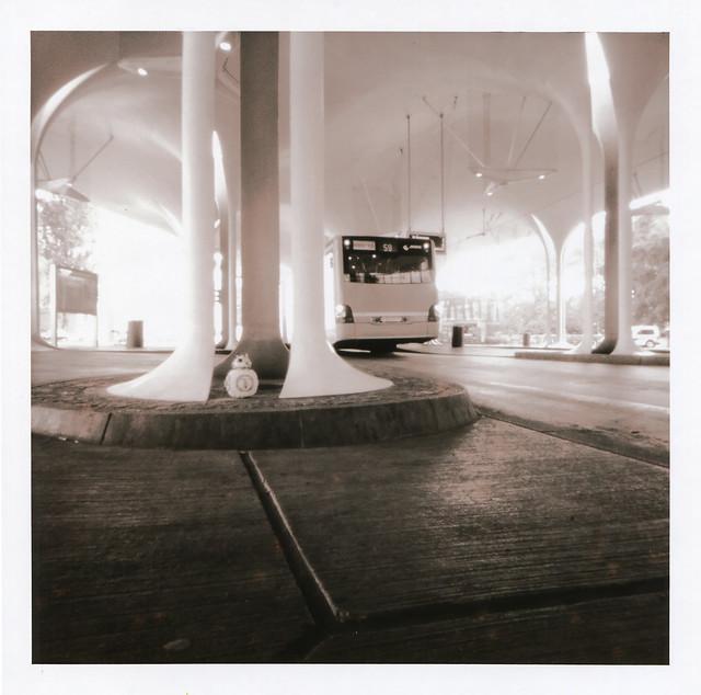 BB-8 - Busbahnhof