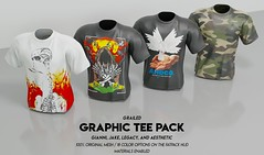 Graphic Tee Pack