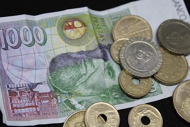 pesetas-dinero