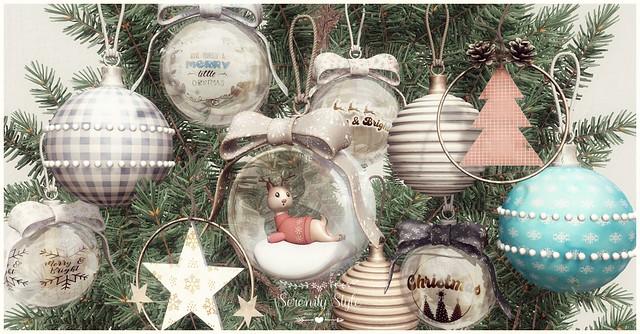 Serenity Style- Magical Christmas Gacha ad