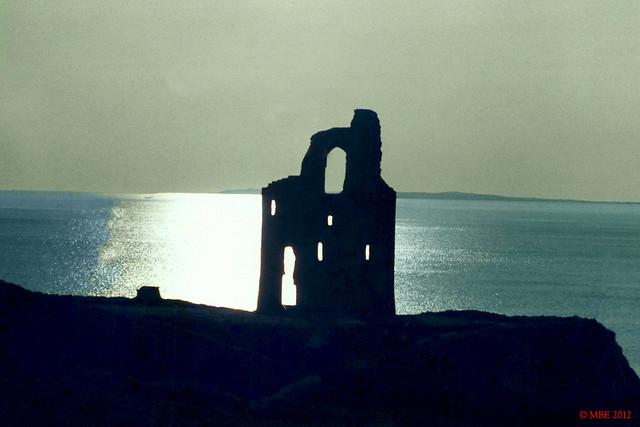 1985 Ballybunion Sunset, Co. Kerry, Ireland