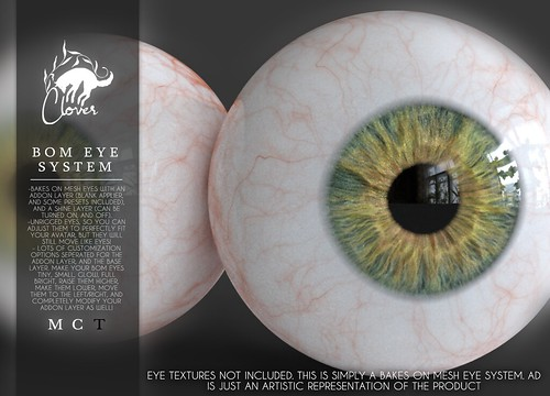 Clover - BOM eye system