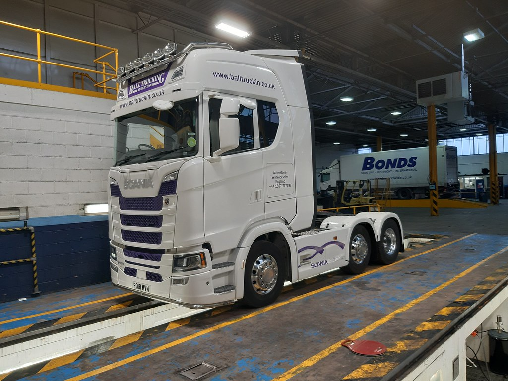 Ball Trucking – Lial Limited