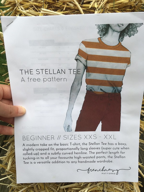 The Stellan Tee in Organic Cotton Knit