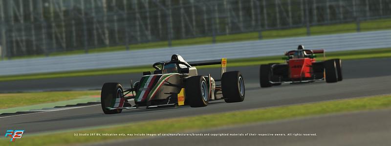 rFactor 2 Silverstone Circuit