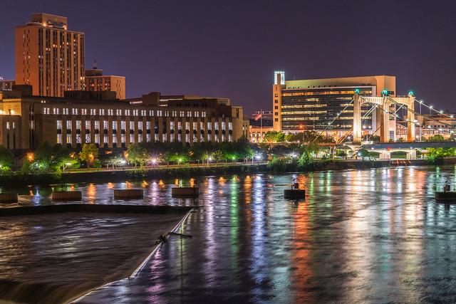 Mississippi River, Minneapolis