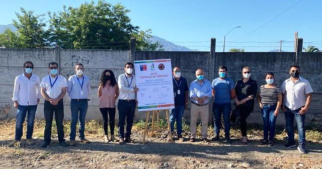 Programa �Quiero Mi  Barrio� inicia primera obra elegida por vecinos de Loreto en Coltauco