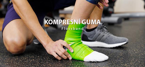 Kompresní guma Flossband