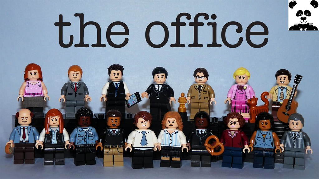 The Office - Main Characters