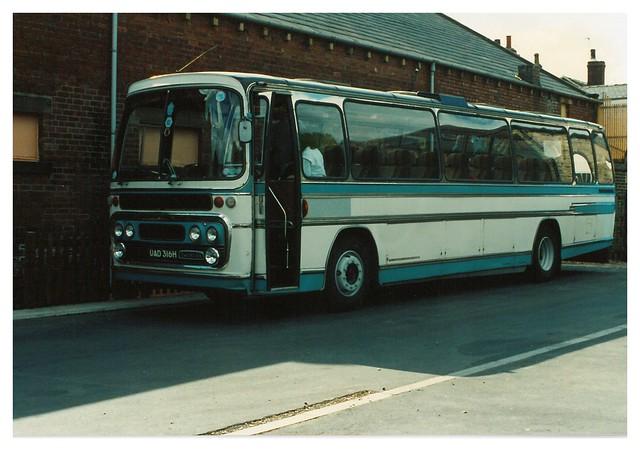 Daimler Roadliner at DBM