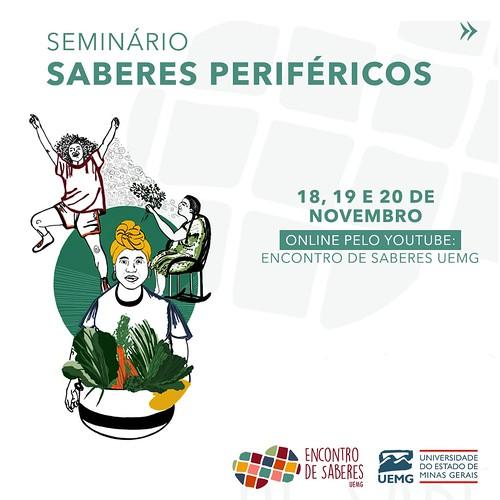 PROFESSORA DO PPGE PARTICIPA DO PROGRAMA ENCONTRO DE SABERES