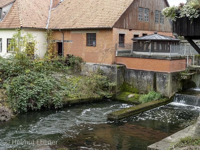 Emmerthal, Alte Mühle