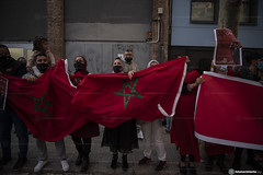 2020_11_18 Concentració per la llibertat del poble saharauí_Xavi Ariza(03)