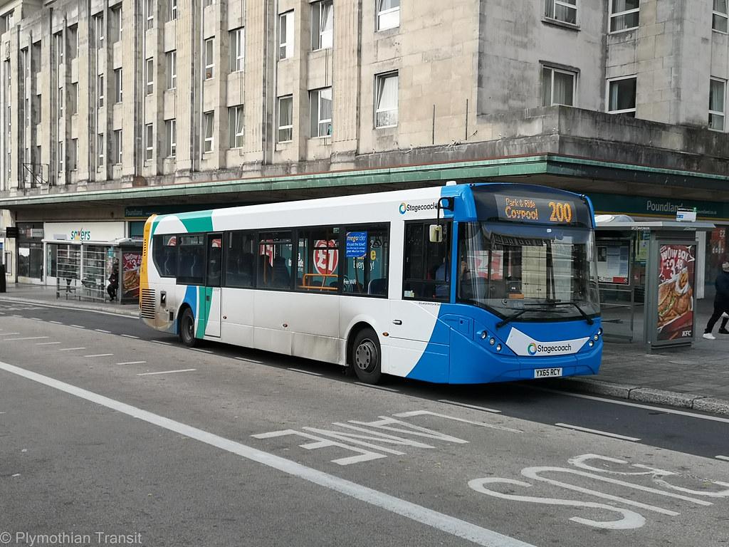 Stagecoach 26035 YX65RCY