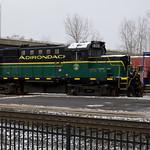 Adirondack Railroad 1835