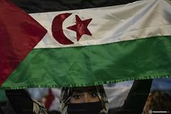 2020_11_18 Concentració per la llibertat del poble saharauí_Xavi Ariza(07)