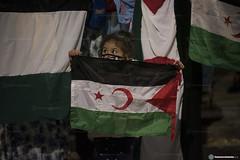 2020_11_18 Concentració per la llibertat del poble saharauí_Xavi Ariza(06)