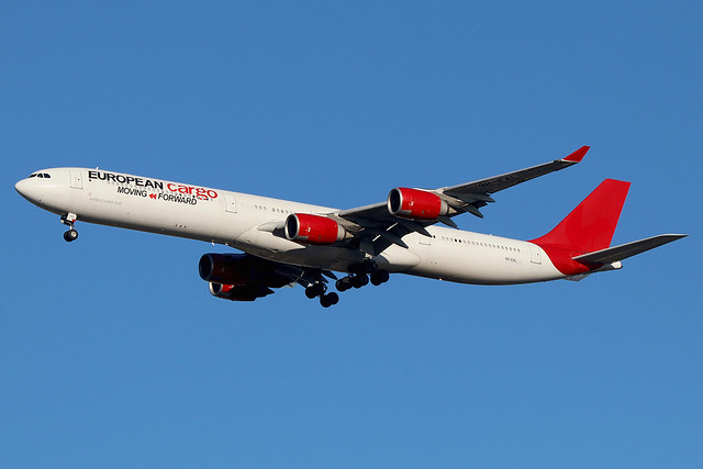 9H-EAL | Airbus A340-642 | European Aviation (opb Maleth-Aero)
