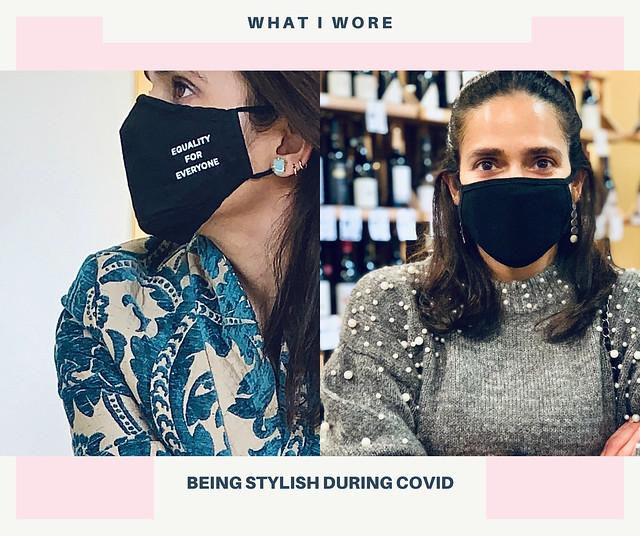 Stylish During Covid Tanvii.com