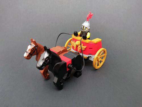 LEGO Roman Chariot (6346105) Black Friday 2020