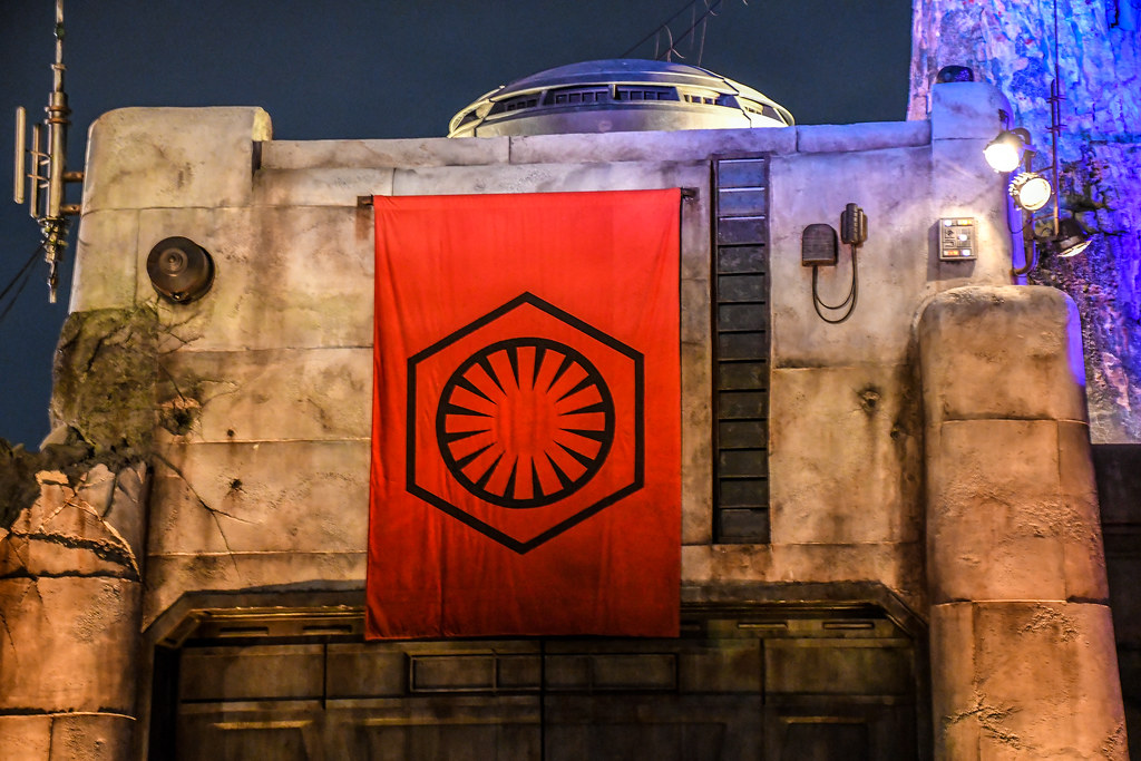SWGE First Order flag DL